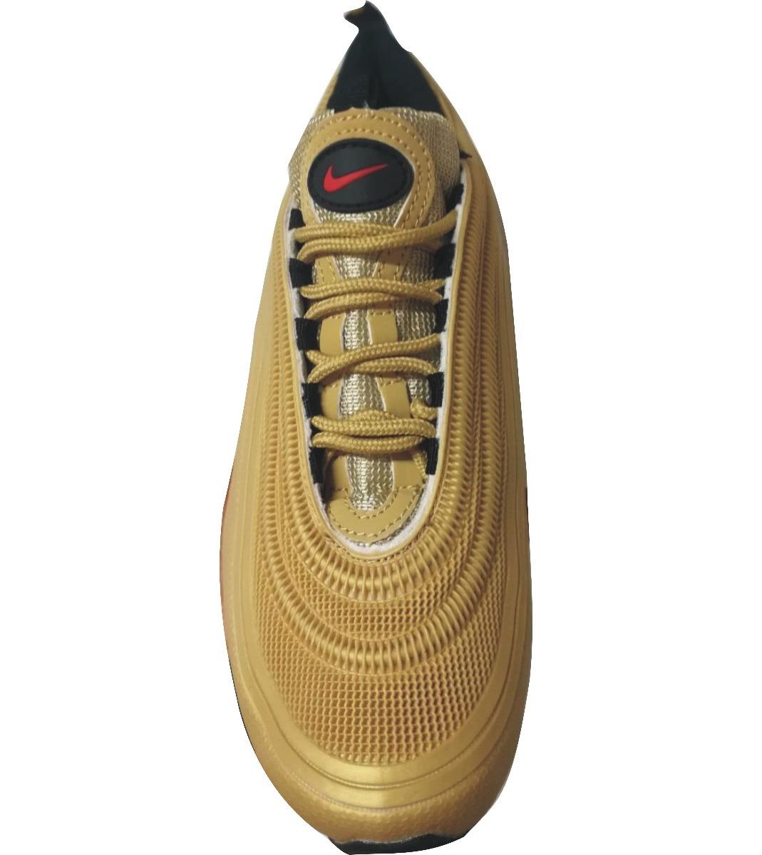 zapatillas nike gold