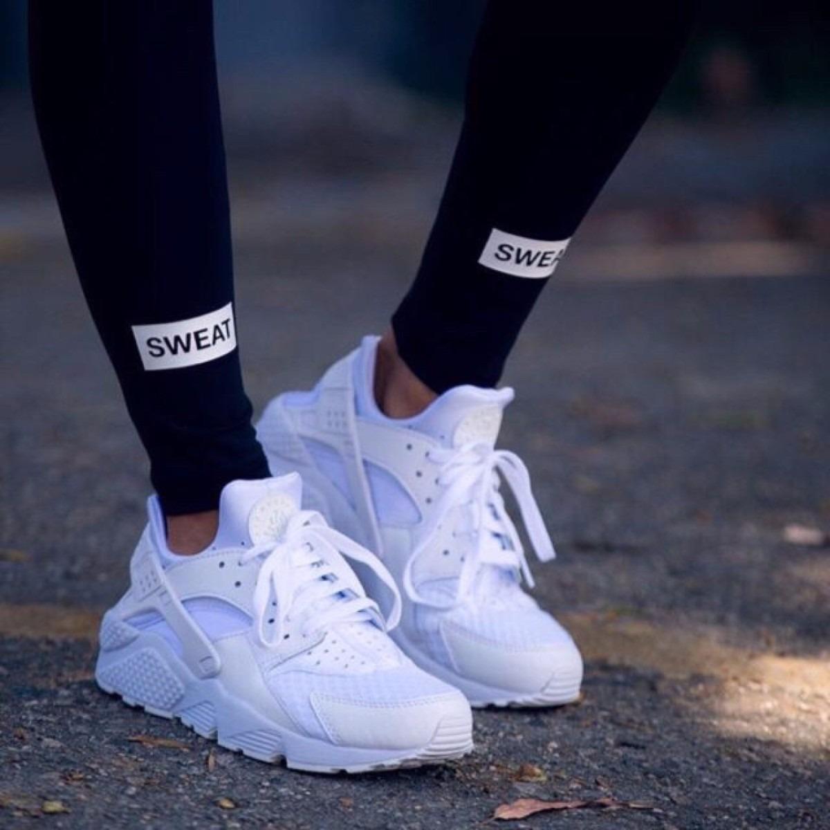 zapatillas nike huarache mujer