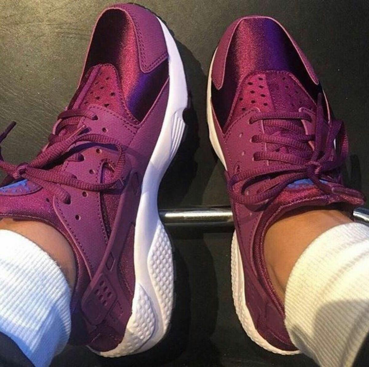 65cf0454f98 Tenis Zapatillas Nike Huarache Dama -   159.900 en Mercado Libre