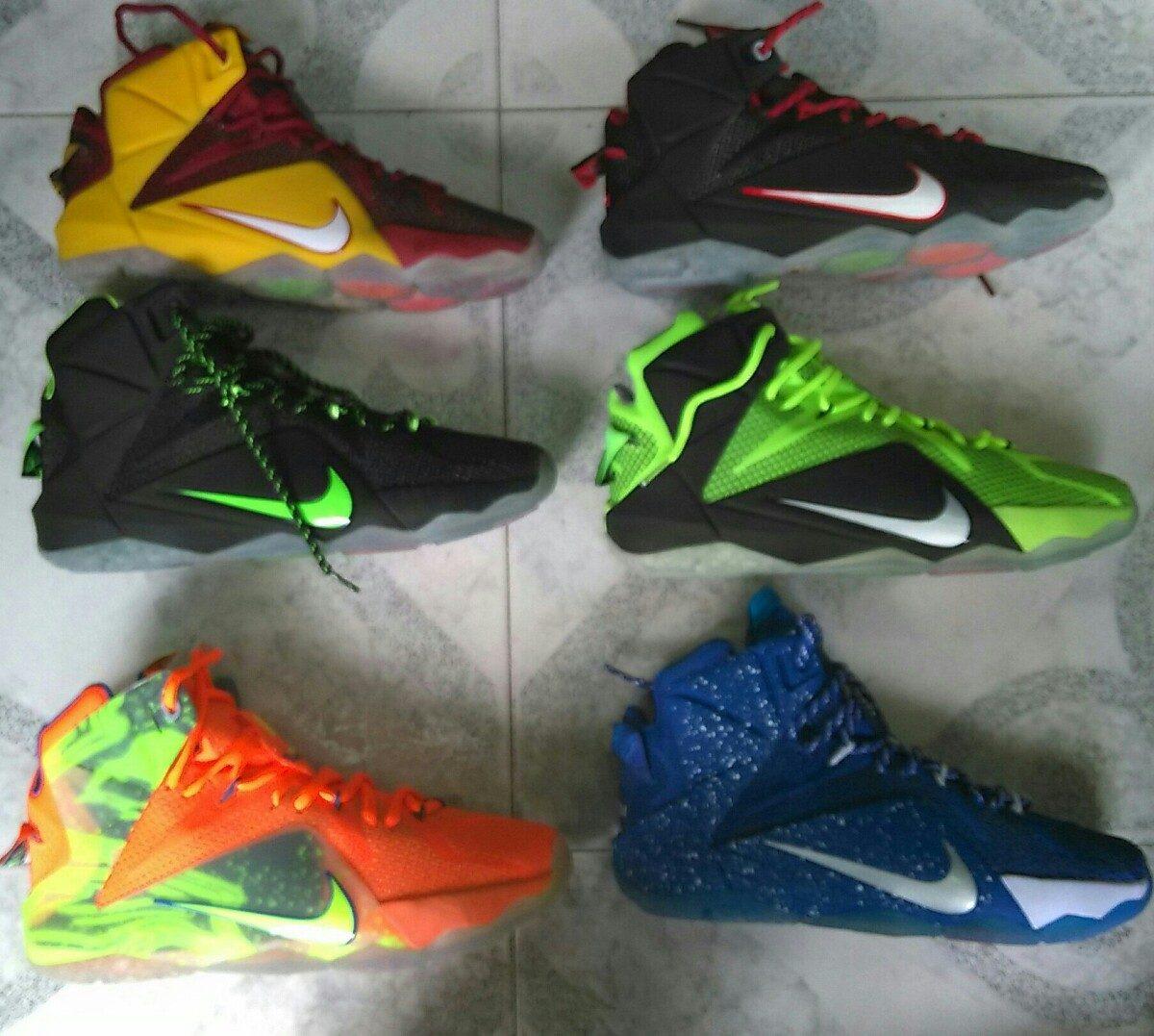 3d27a9c24793d Tenis Zapatillas Nike Lebron Hyperfuse Hombre -   185.000 en Mercado ...