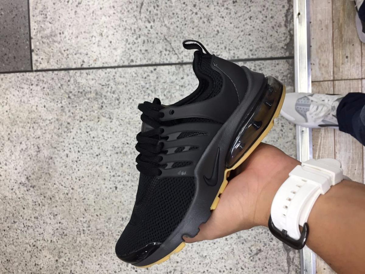 zapatillas nike con camara de aire niño