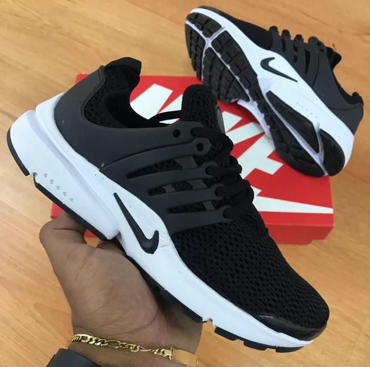 new style 25d8e 0fca2 tenis zapatillas nike presto dama y homb negras envio gratis