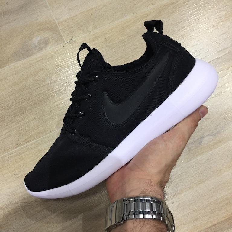 b54d3693f8a Tenis Zapatillas Nike Roshe Two Negra Hombre Env Gr -   134.900 en ...