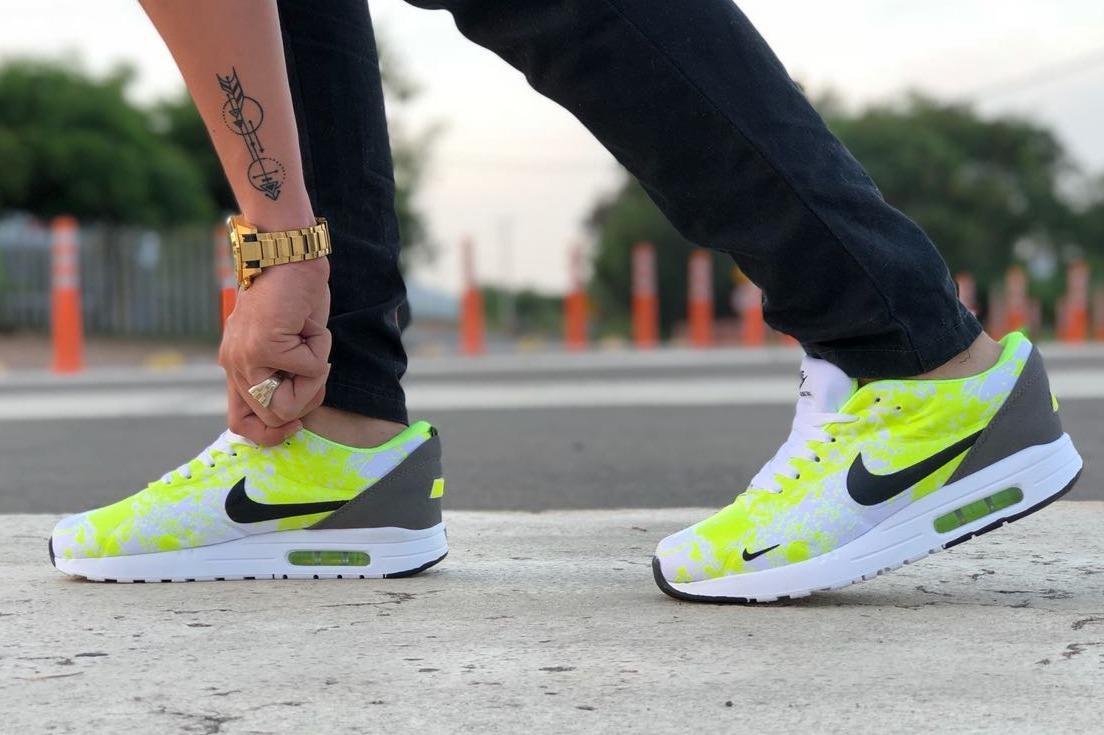 Tenis Zapatillas Nike Tavas Caballero Mayor Y Detal