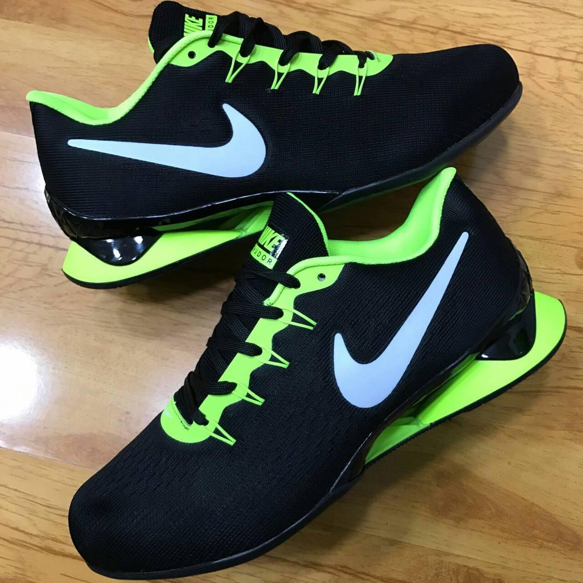 Tenis Zapatillas Nike Thudor Hombre en Mercado Libre
