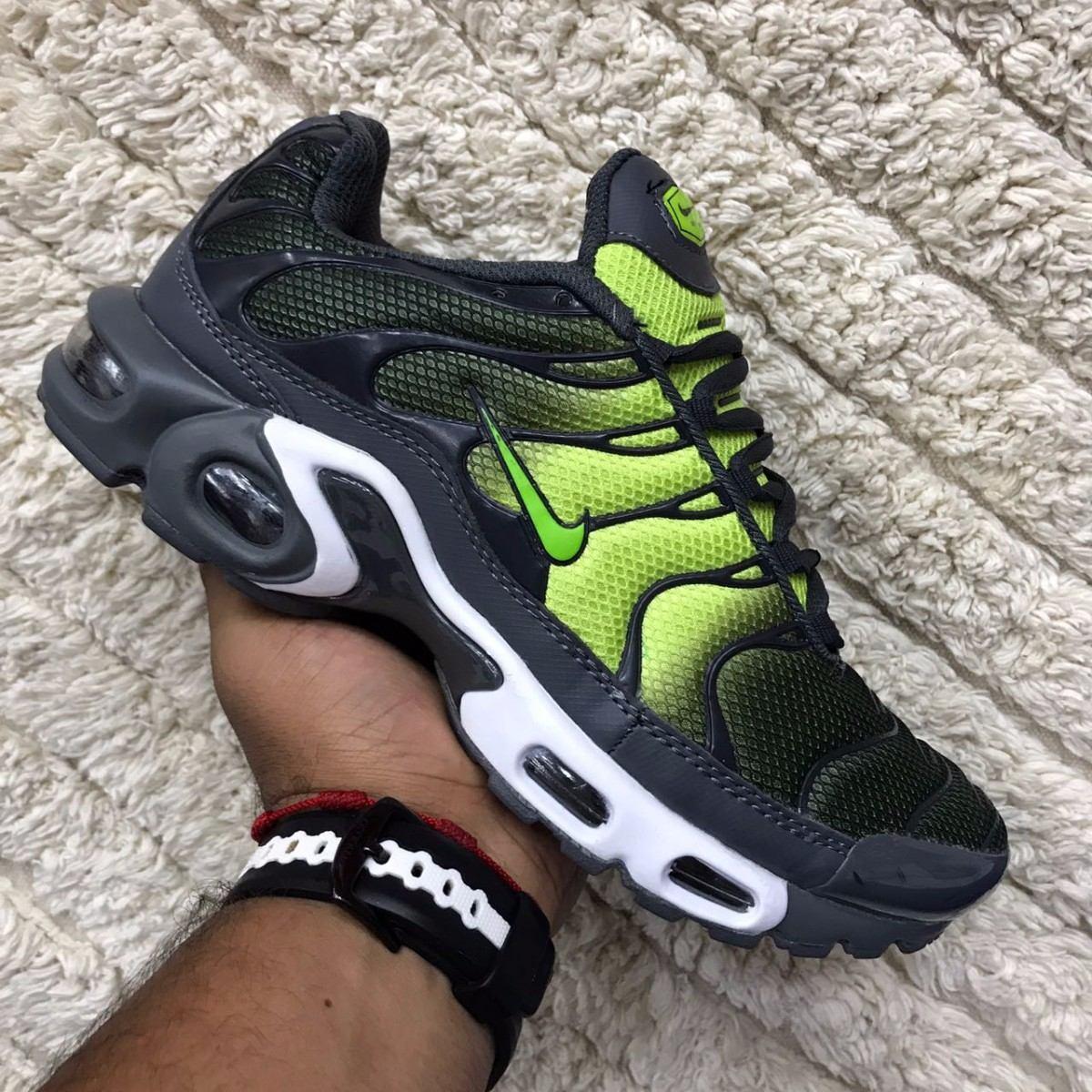 b0be14931c2cf Tenis Zapatillas Nike Tn Air Max Clasicos Ii Hombre -   179.600 en ...