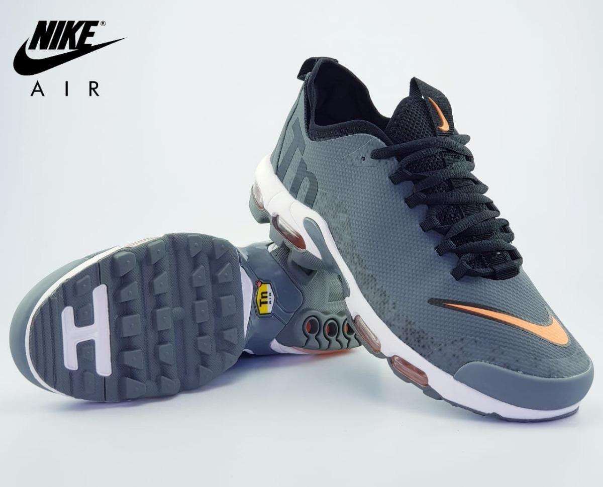 b97129c3499c Tenis Zapatillas Nike Tn Hombre Y Dama Nuevos Deportivos -   150.000 ...