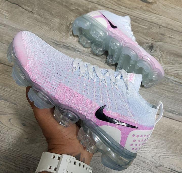 2523ace114bdb Bonito Estilo Nike Air Vapormax Mujer Zapatos Descuento Luzdevelas Fabrica  Salida SP6784201248