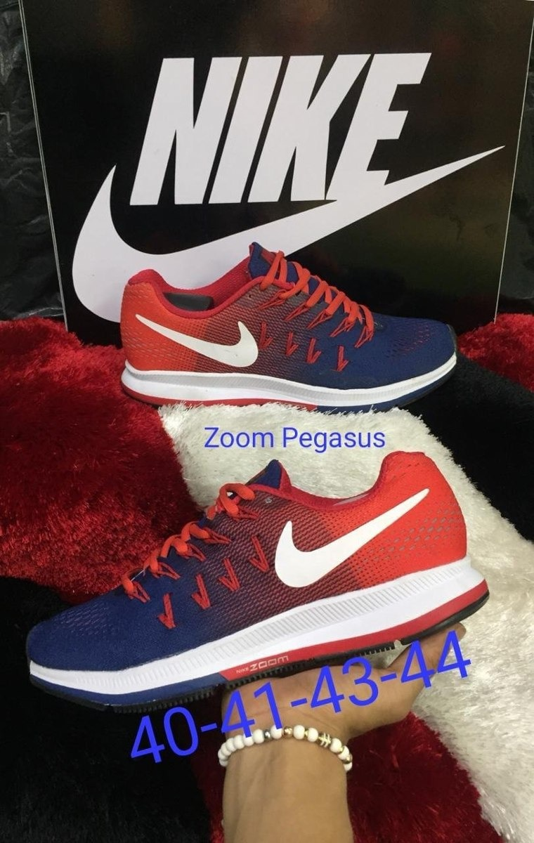 zapatillas nike zoom pegasus mujer