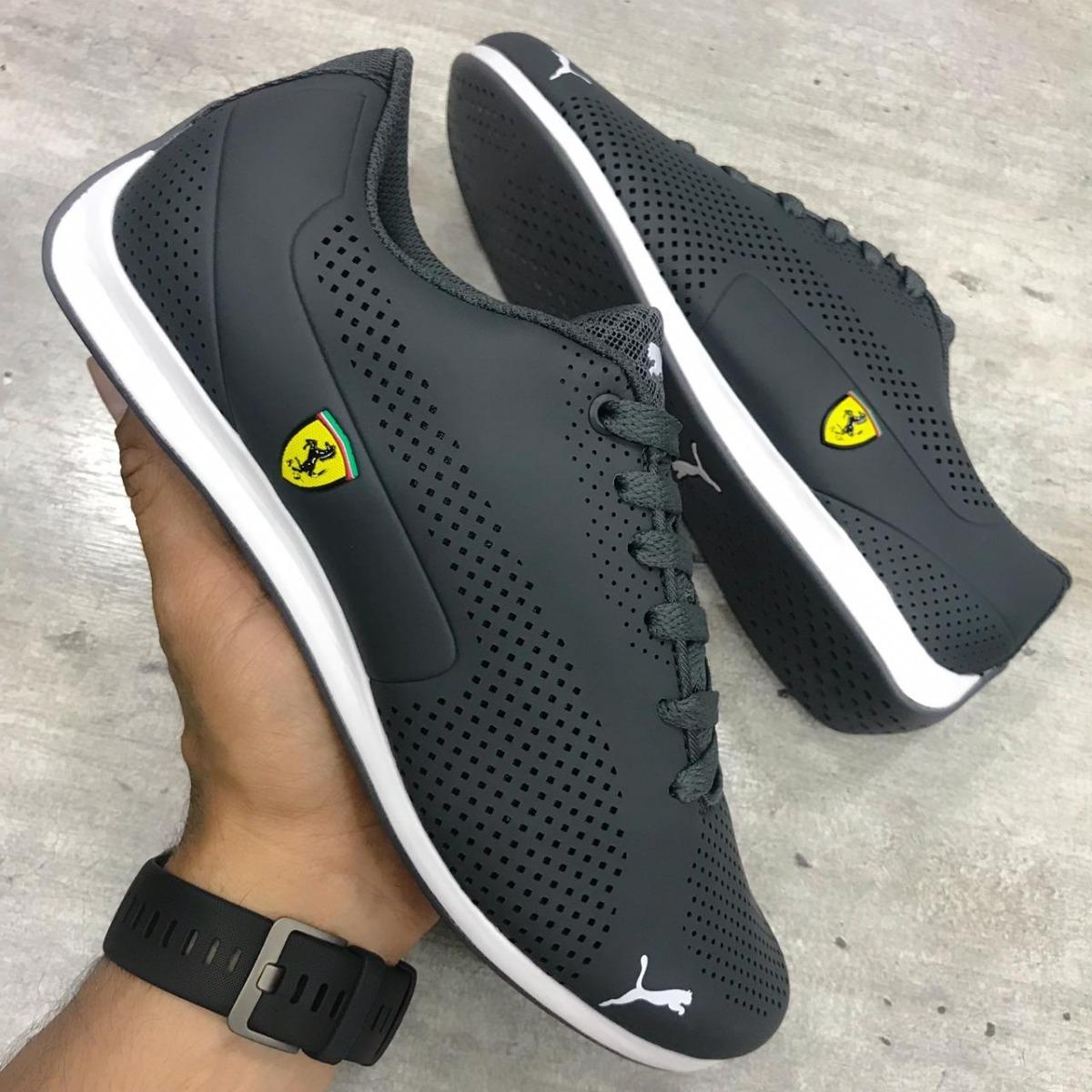 Tenis Zapatillas Puma Bmw Hombre
