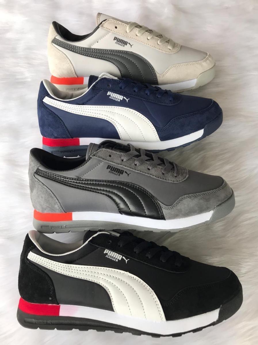 online para la venta Precio al por mayor 2019 amplia selección de colores Tenis Zapatillas Puma Jogger Hombre