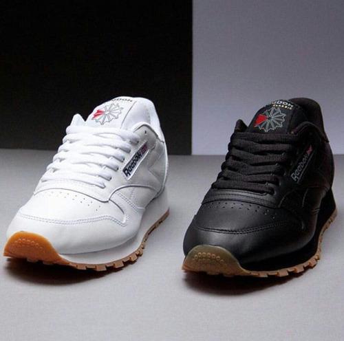 tenis zapatillas reebok classic dama y hombre envio gratis