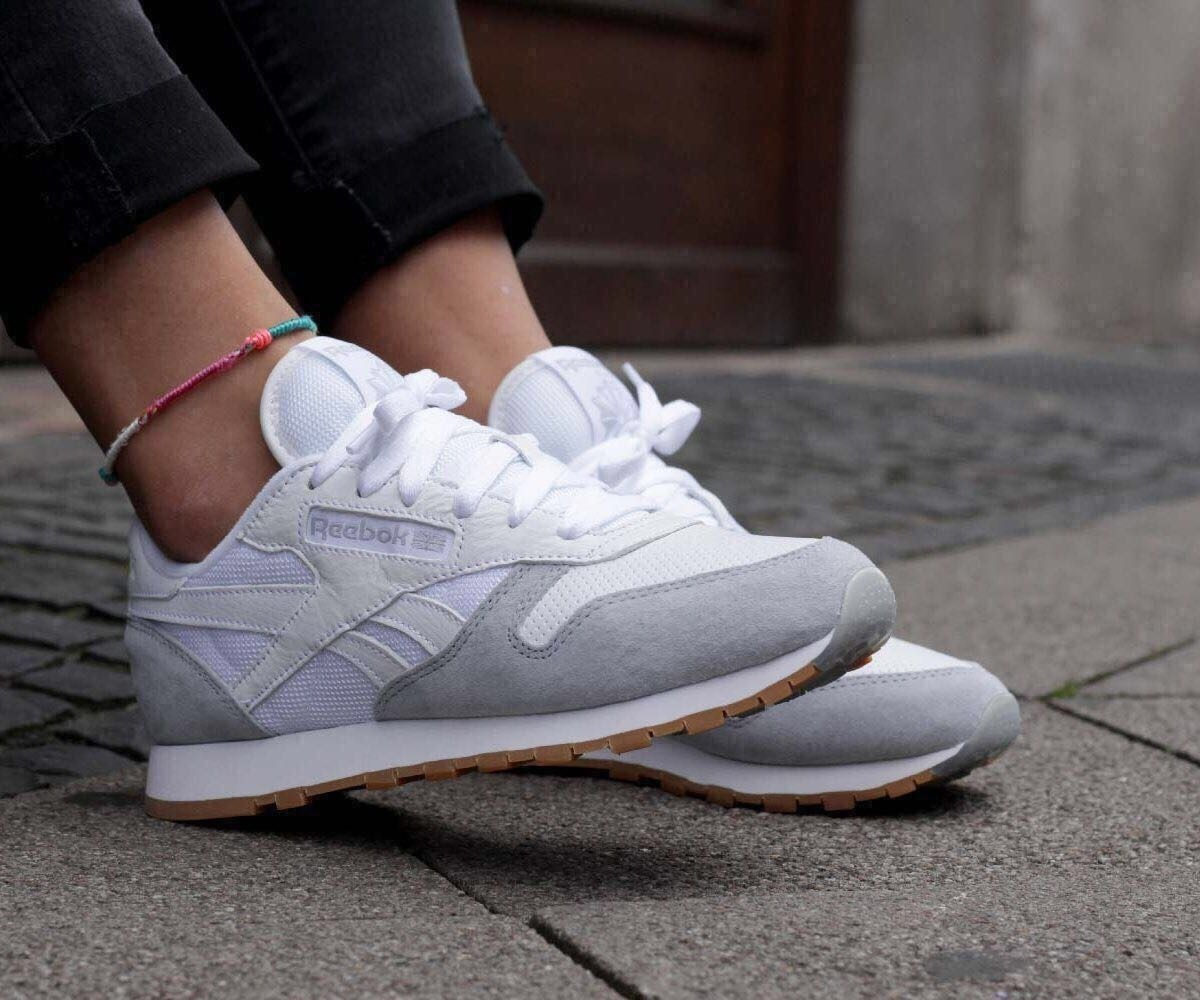 561cc0f2979 900 Mujer Y Leather Tenis 149 Hombre Reebok Zapatillas Classic xqzTwpRZ