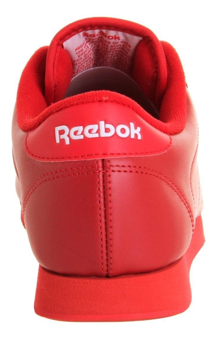Tenis Zapatillas Reebok Princesa Roja Hombre Envío Gr