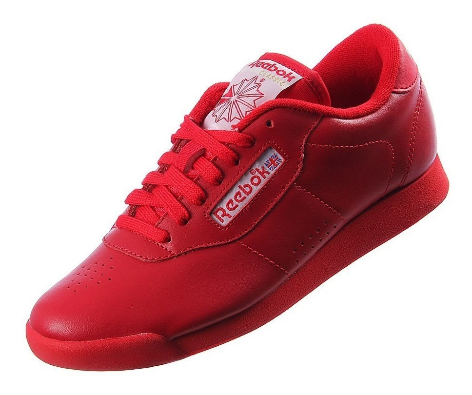 Reebok Classic Rojos matrixsalonclub.es