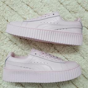 Tenis Zapatillas Rihanna Fenty Creeper Mujer