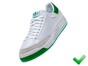 2adidas clasicas verdes