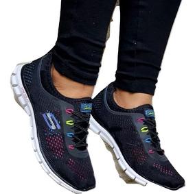 zapatillas skechers mujer miami dade