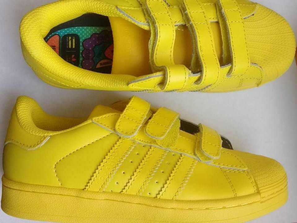 zapatillas superstar 80s pharrell