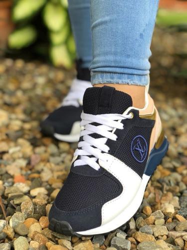 tenis zapatillas urbanos  dama suavidad comodidad