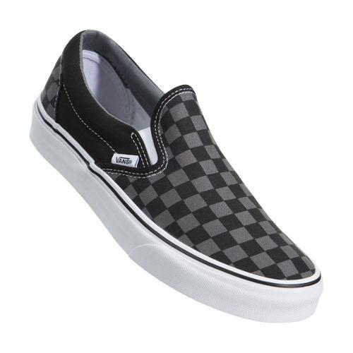 vans zapatillas cuadros hombre