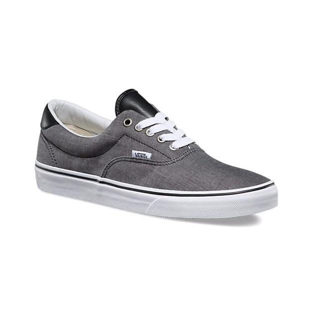 zapatillas vans gris
