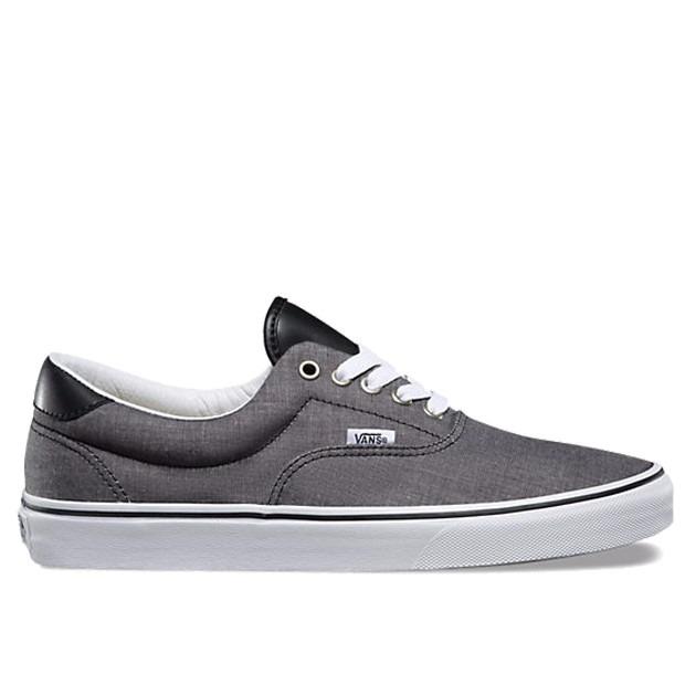 vans gris zapatillas