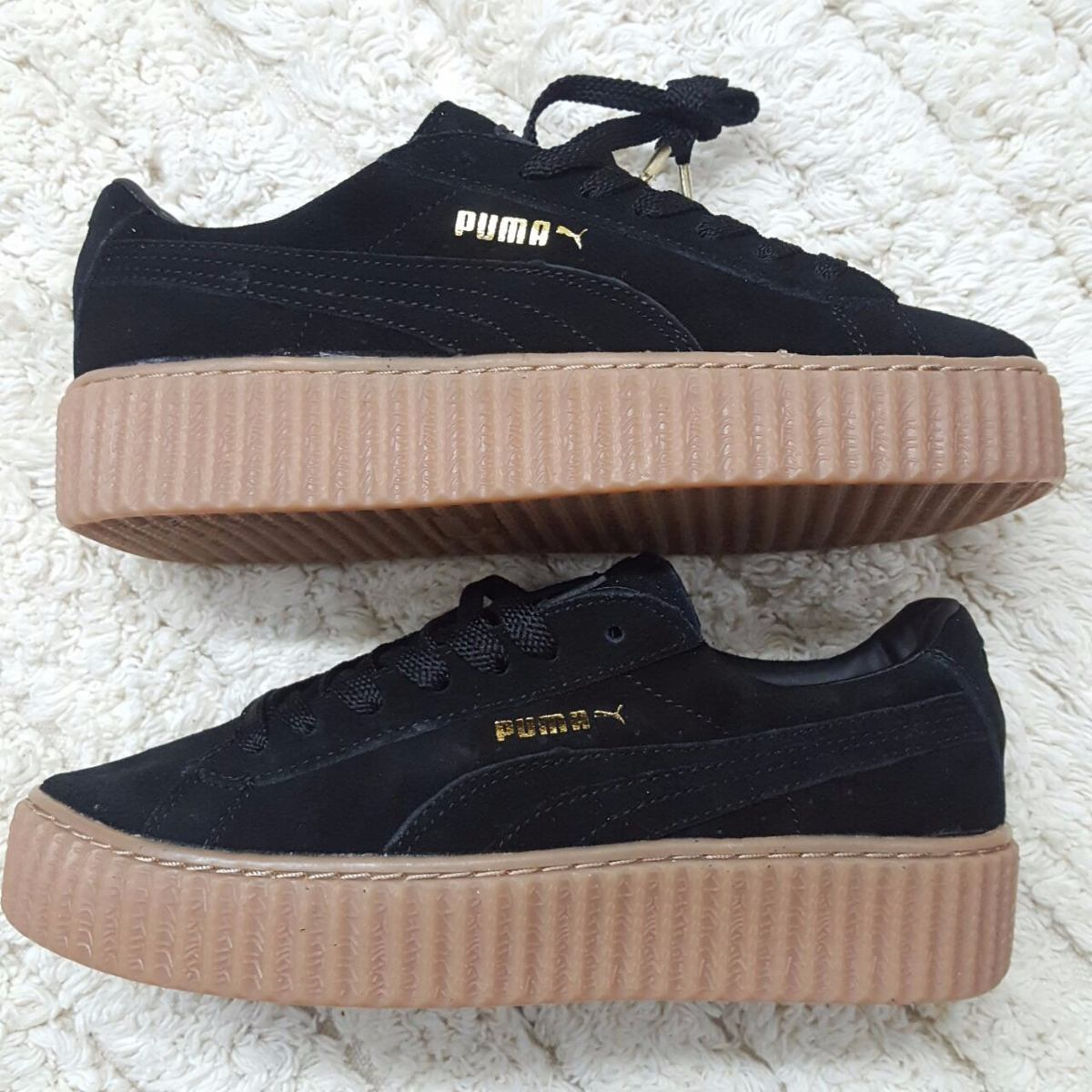 zapatillas puma rihanna creeper