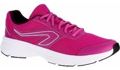 Zapatillas Tenis Fucsia Mujer Zapatos Running DYeEWH29I