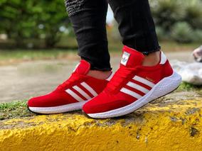 Tenis Zapato adidas Iniki Para Hombre (envio Gratis)