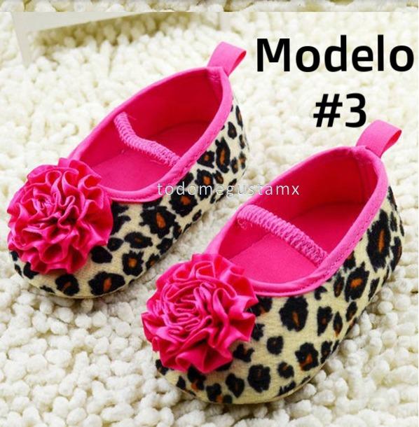 Tenis Zapato Zapatito Para Bebe Niña Diferentes Modelos ...