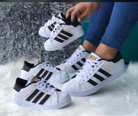 Boutique en ligne 70281 faf49 Tenis Zapatos adidas Para Niña Y Mujer ( Envio Gratis)
