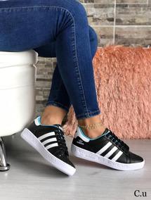 Tenis Zapatos adidas Super Star 2 Mujer + Envió Gratis