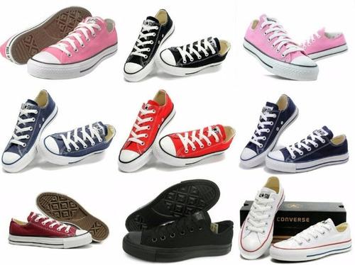 tenis zapatos converse