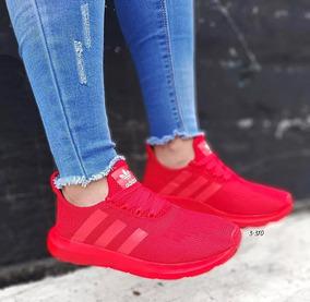 fotos de zapatos deportivos mujer adidas