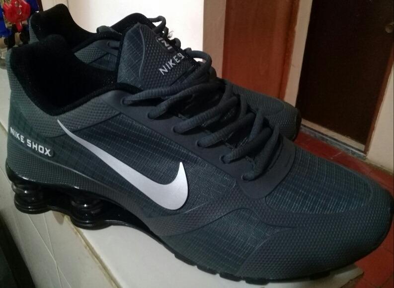 ce46bd427c0c0 Tenis Zapatos Deportivos Nike Shox