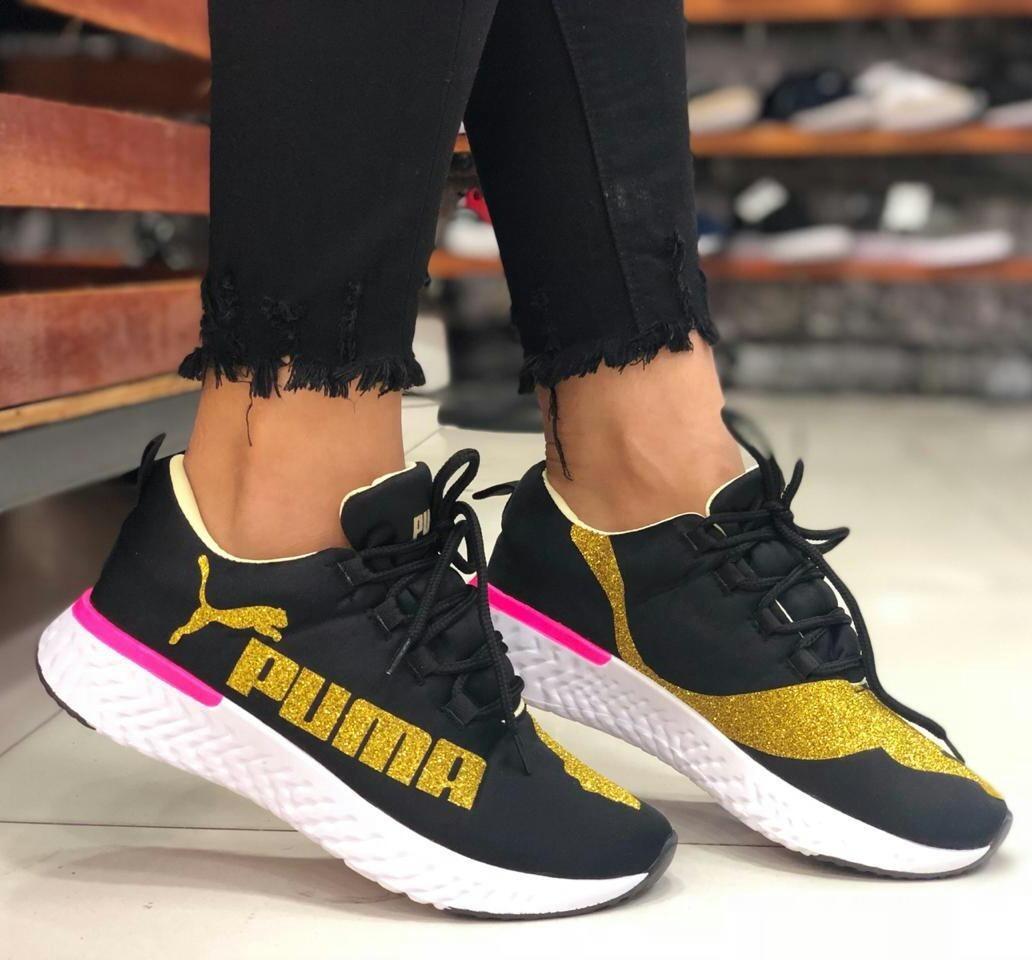 127b753ae1d tenis zapatos deportivos zapatillas puma para dama mujer. Cargando zoom.