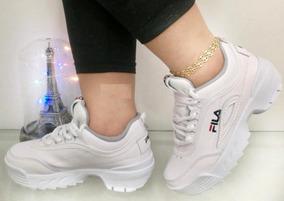 Tenis Zapatos Fila Para Niña ( Envio Gratis)