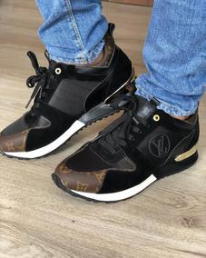 Tenis Zapatos Lv , Dolce Gabana , Versace Y Balenciaga Tall