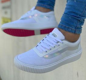 zapatos vans mujer