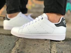 ca5d620813f Adida Stan Smith Negro - Tenis Adidas para Hombre en Mercado Libre ...