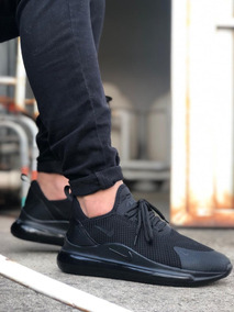 zapatillas nike tela hombre