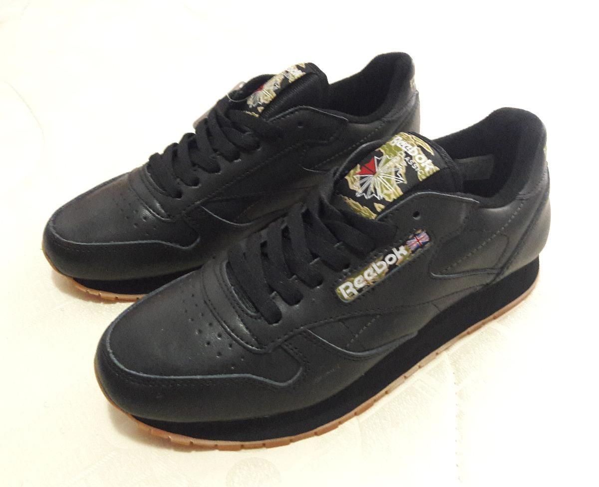 Para Classic Hombre Leather Zapatillas Reebok Zapatos Tenis AfqB88