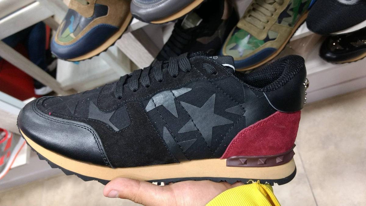 b3dea129b41 Zapatillas Valentino Zoom Zapatos Hombre Tenis Cargando qx405Bzzw