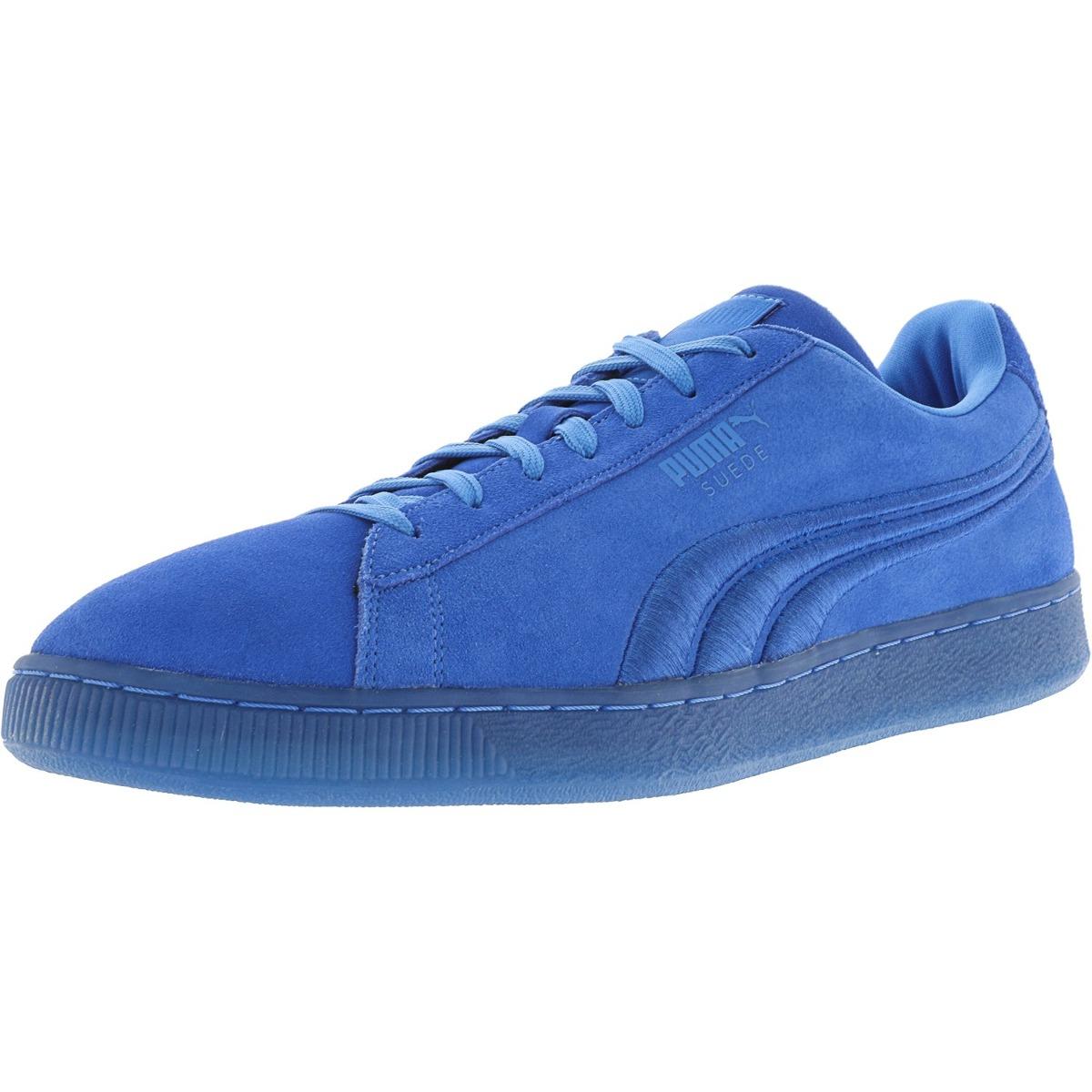 Hombre Insignia Cl¿sico Zapatos Hela Tenis Zaptillas Puma EH2WD9I