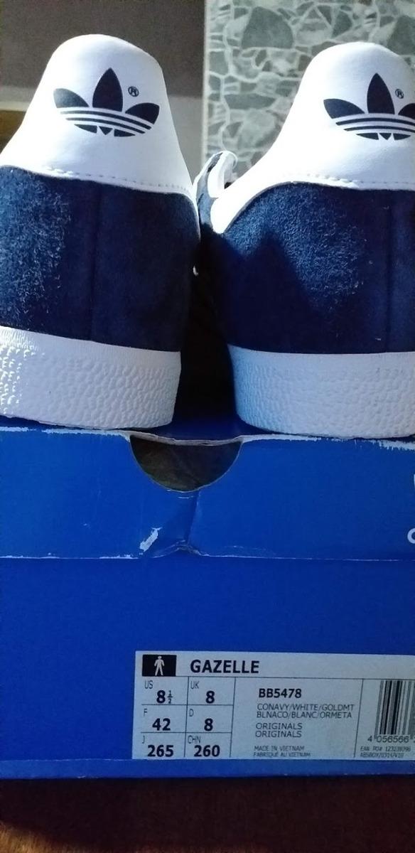 prestar Margaret Mitchell coser  Tenis/zapatillas adidas Gazelle Original En Caja Y Etiquetas - ¢ 50,000.00  en Mercado Libre