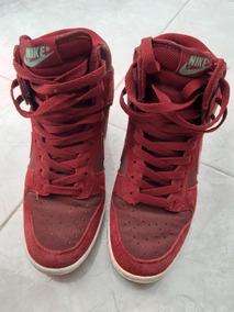 Zapatos De Colegiala Con Tacon Tenis Nike para Mujer en