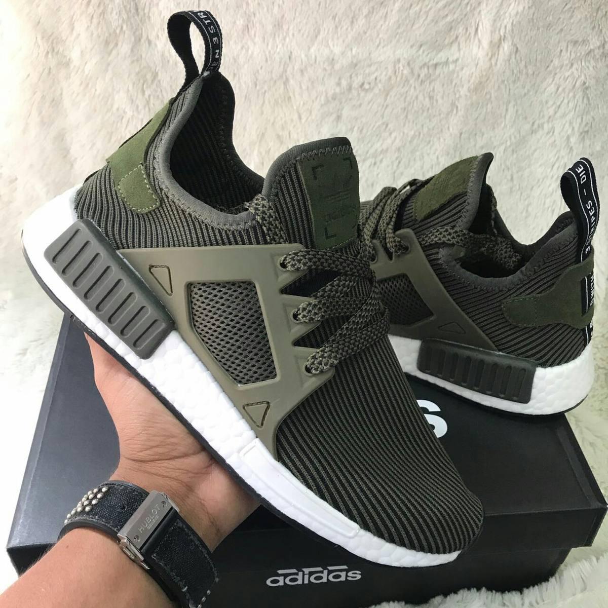 adidas nmd xr1 verde
