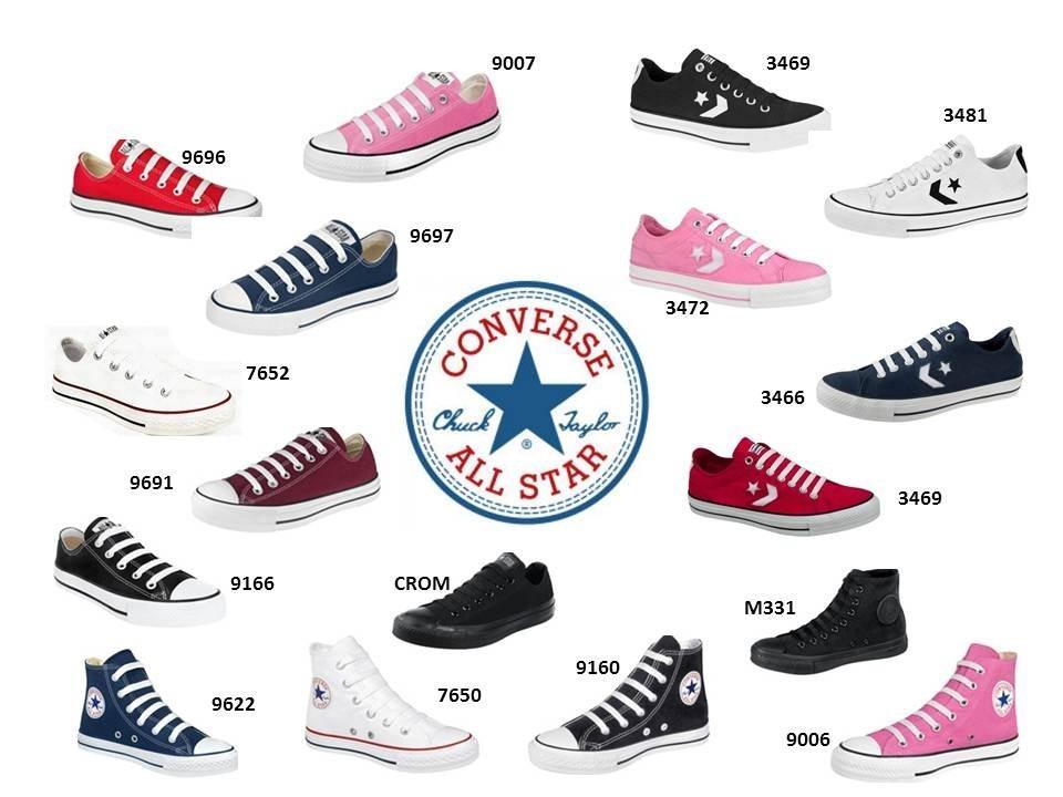 converse rojos dama, Zapatos Converse originales online