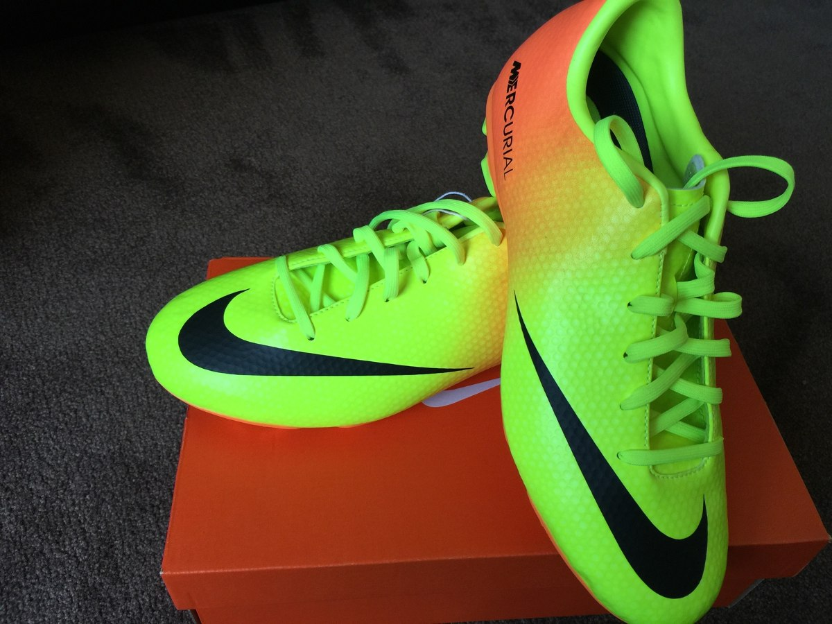 new product 37cc6 92d85 ... coupon for tacos nike verdes con naranja bff4f f995a